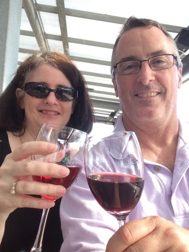 Winetasting!