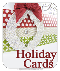 Holiday Cards Tutorial