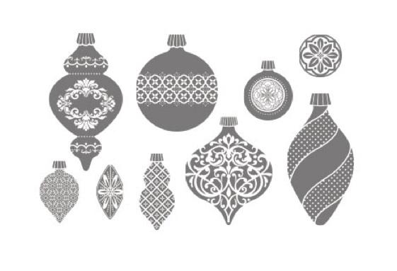 Ornament Keepsakes Stamp set