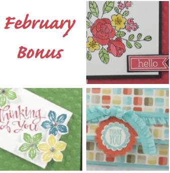 February Bonus