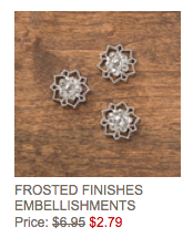 Frosted Finishes