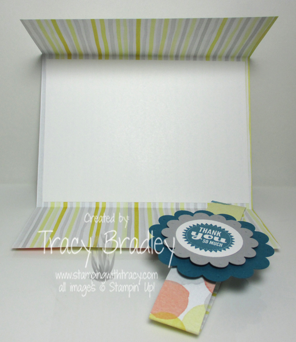 Fold Up Card inside