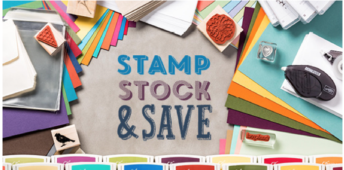 Stamp Stock Save