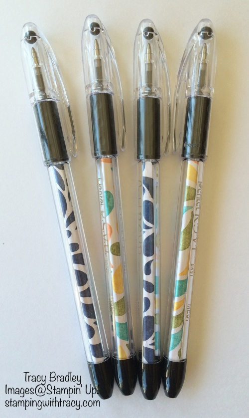 Birthday Bash Pens