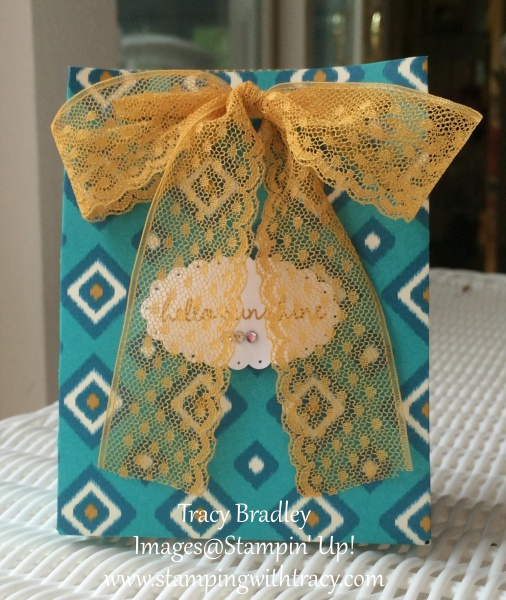 Bohemian Gift Bag