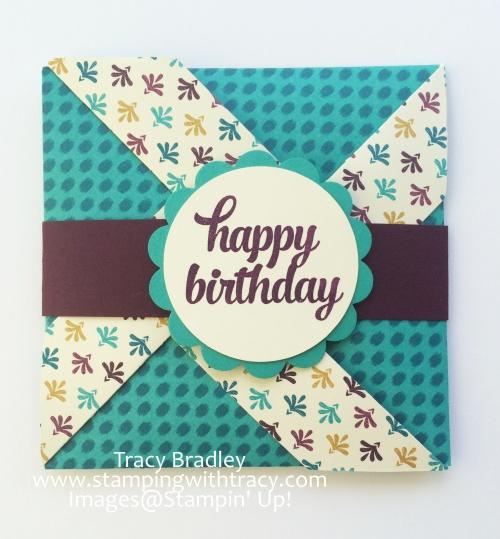 Happy Birthday Pinwheel
