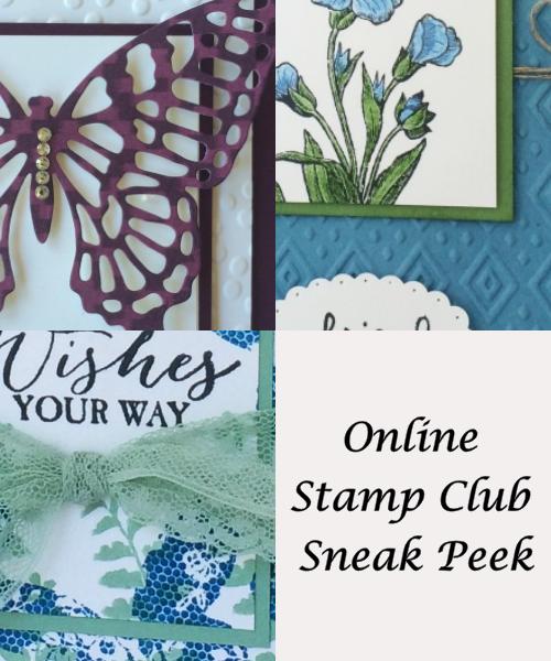 Online Stamp Club Sneak Peek