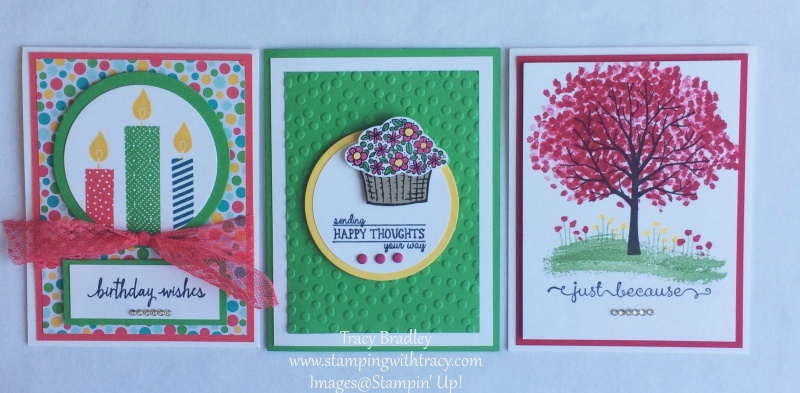 August Incentive Cards