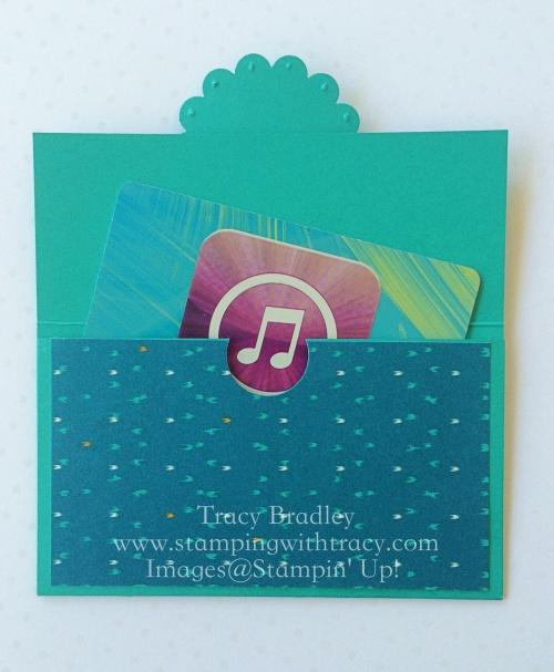 HB Gift Card inside