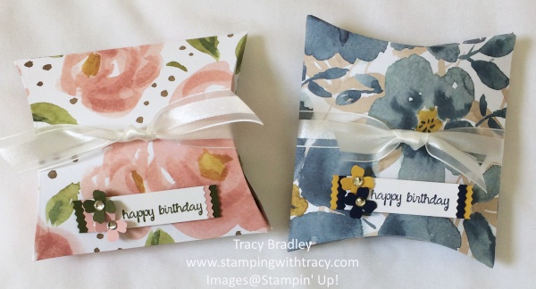 HB Pillow Square Boxes