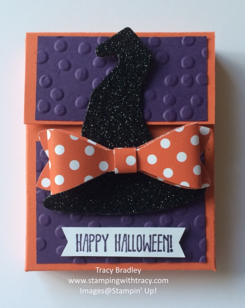 Halloween Gum Holder