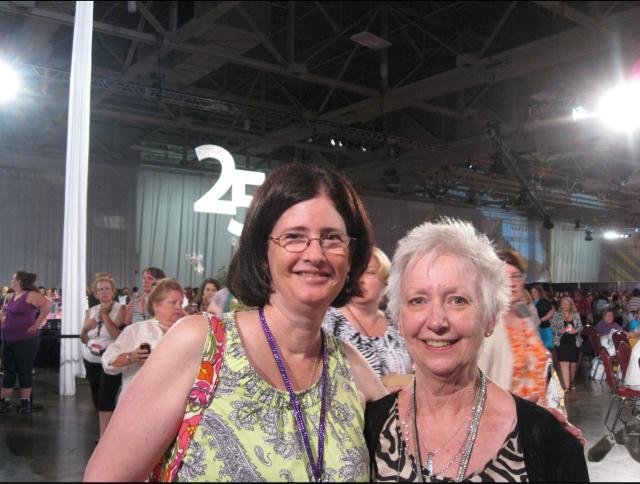 Kristina and I July 2013