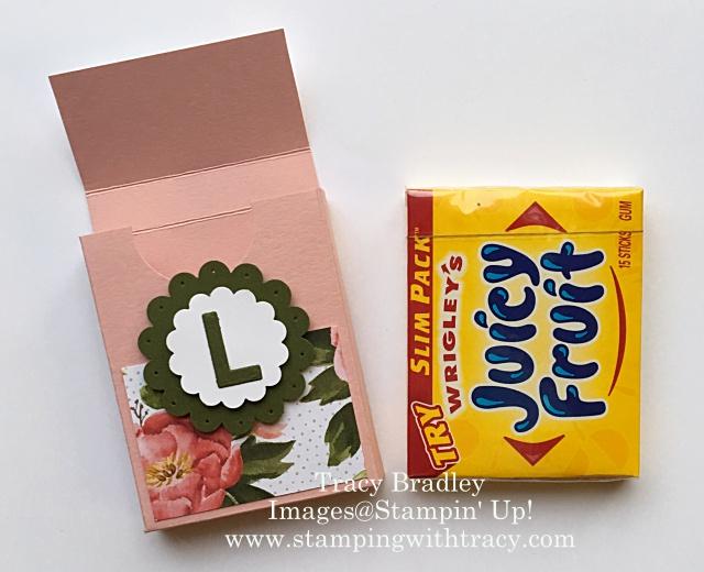 Gum Holder