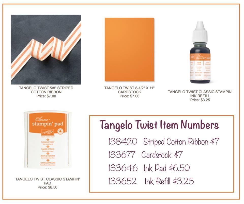 Tangelo Twist