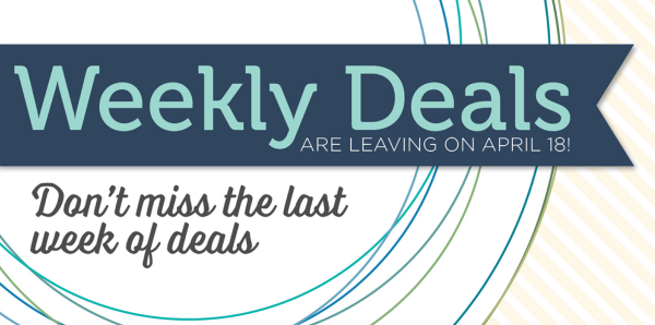 Weekly Deals last week