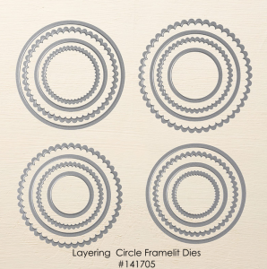 Layering Circle Framelit Dies