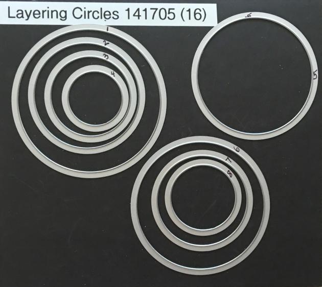 Layering Circles