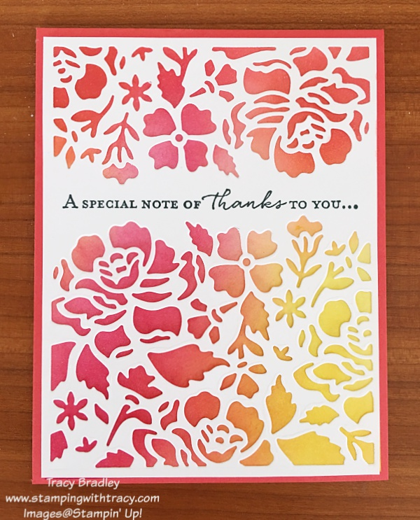 Note of Thanks 2