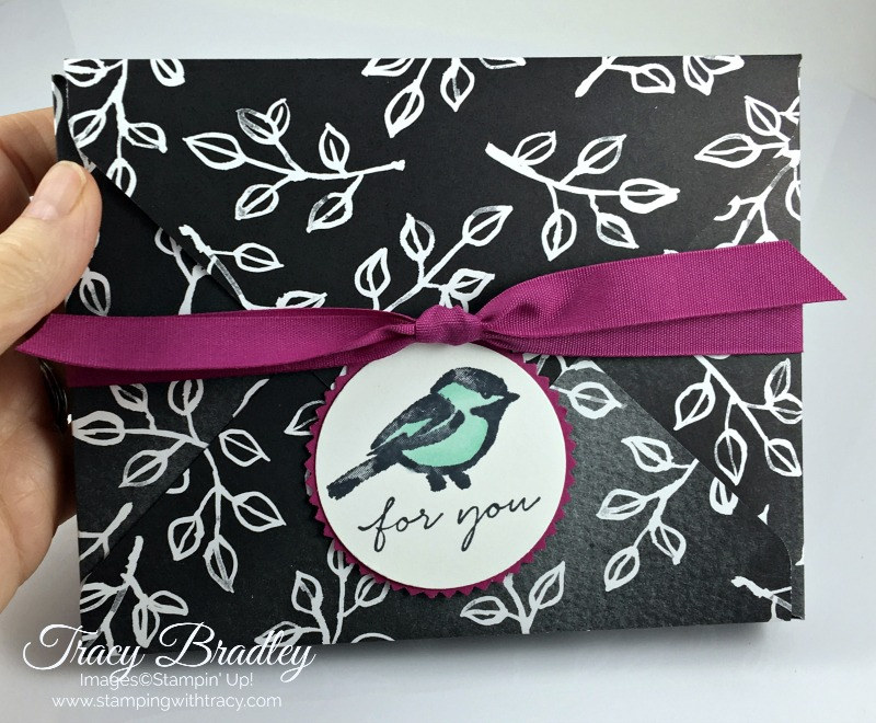 how to make a envelope card