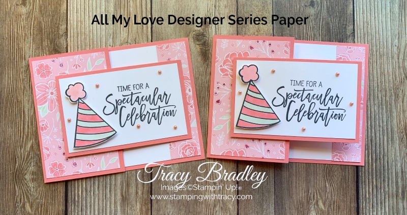 All My Love Designer Series Paper