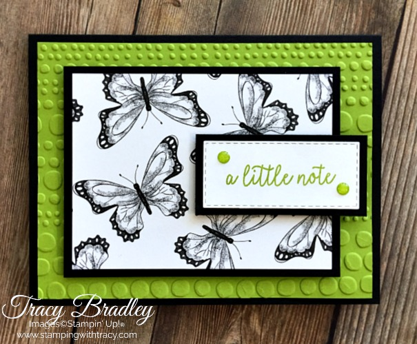 Botanical Butterfly Designer Series Paper Stampin' Up!