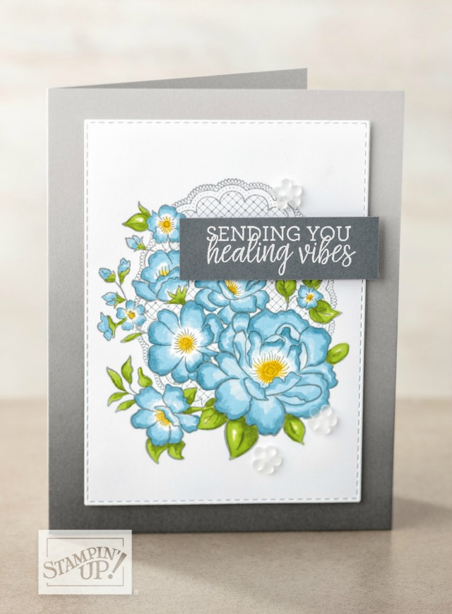 Lovely Lattice - Sale-A-Bration 2019 | Stamping With Tracy
