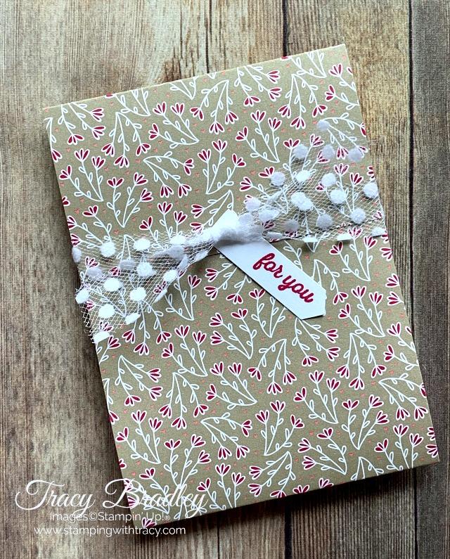 All My Love Designer Series Paper
