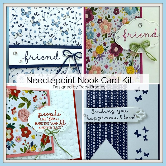 Needlepoint Nook Card Kit