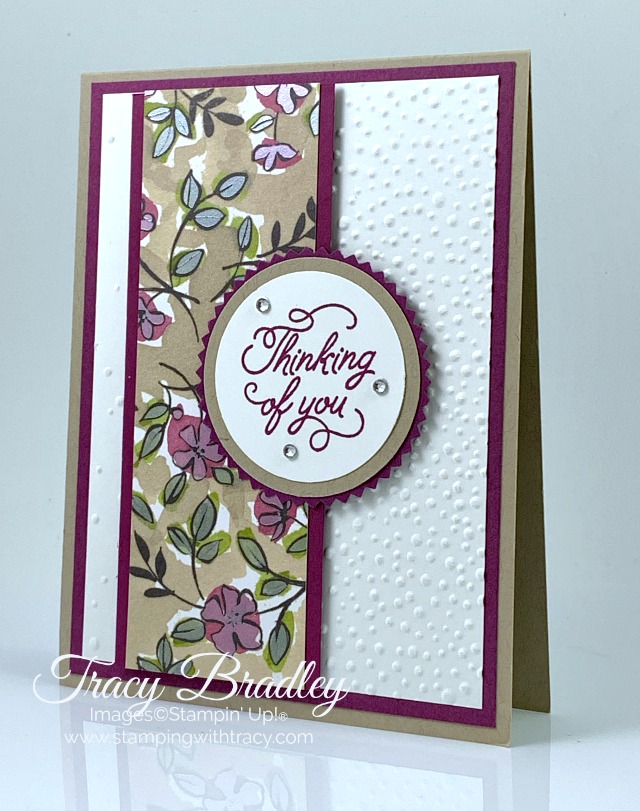 Treat Time stamp set Stampin Up