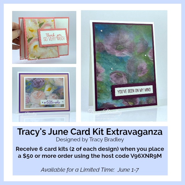 June Card Kit Extravaganza