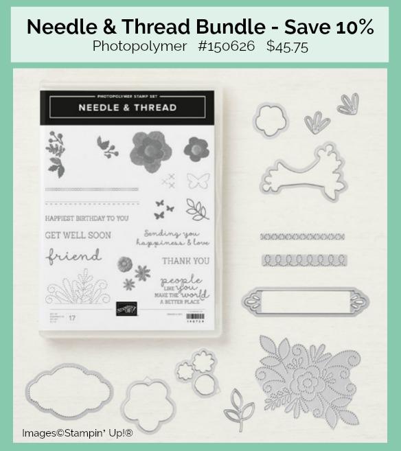 Needle & Thread Bundle