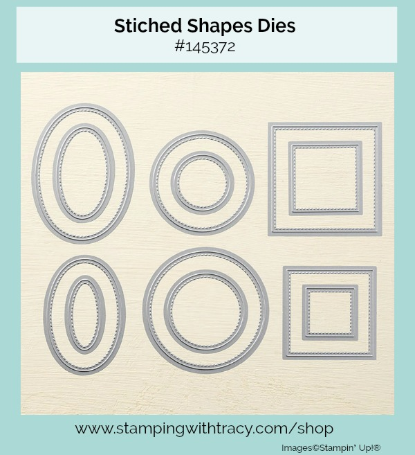 Stitched Shapes Dies