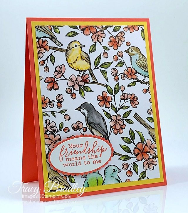 Bird Ballad Stampin' Up!