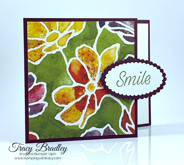 Daisy Lane stamp set