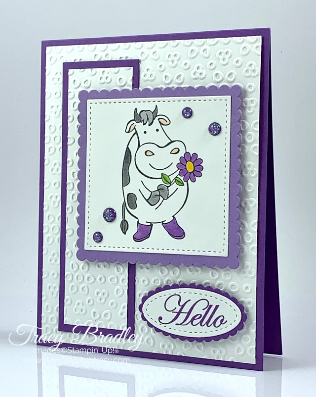 Over the Moon Stampin' Up!