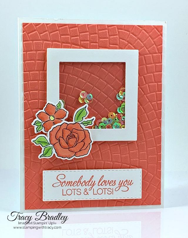 Parcels & Petals Stamp Set