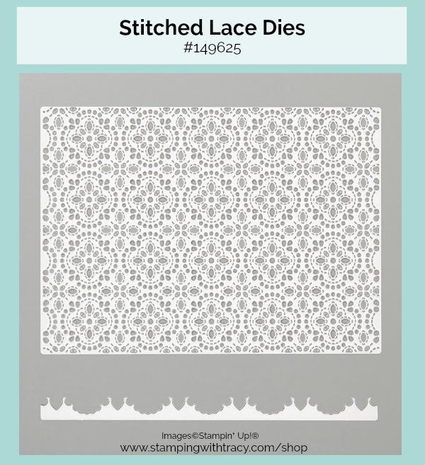 Stitched Lace Dies