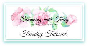 Tracy's Tuesday Tutorial