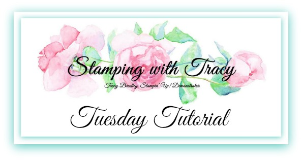 Tracy's Tuesday Tutorial