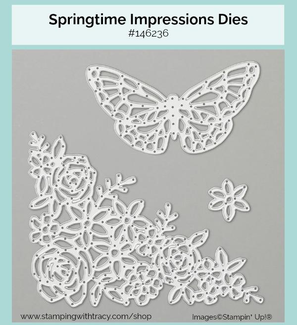 Springtime Impressions Dies
