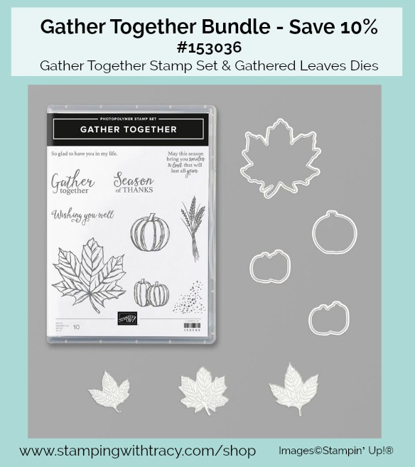 Gather Together Bundle Stampin Up