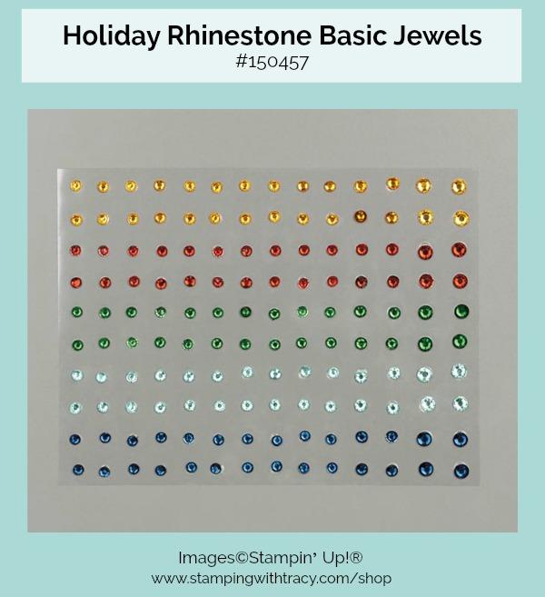 Holiday Rhinestone Basic Jewels