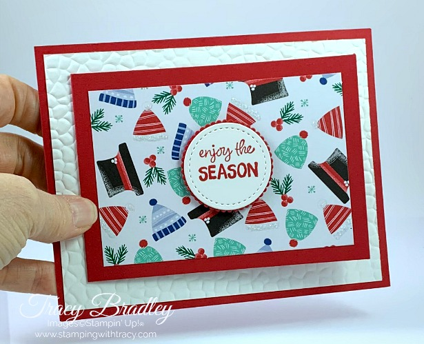 Let It Snow Card Kit