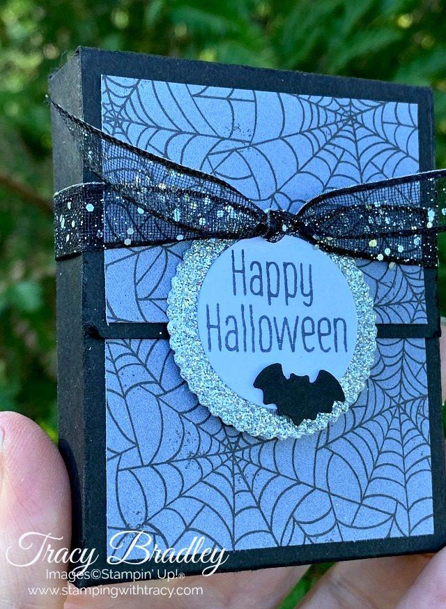 Monster Bash Designer Series Paper gum holder