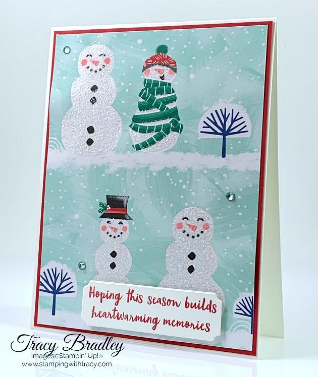 Snowman Season stamp set
