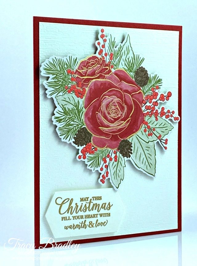 Christmastime Is Here Designer Series Paper