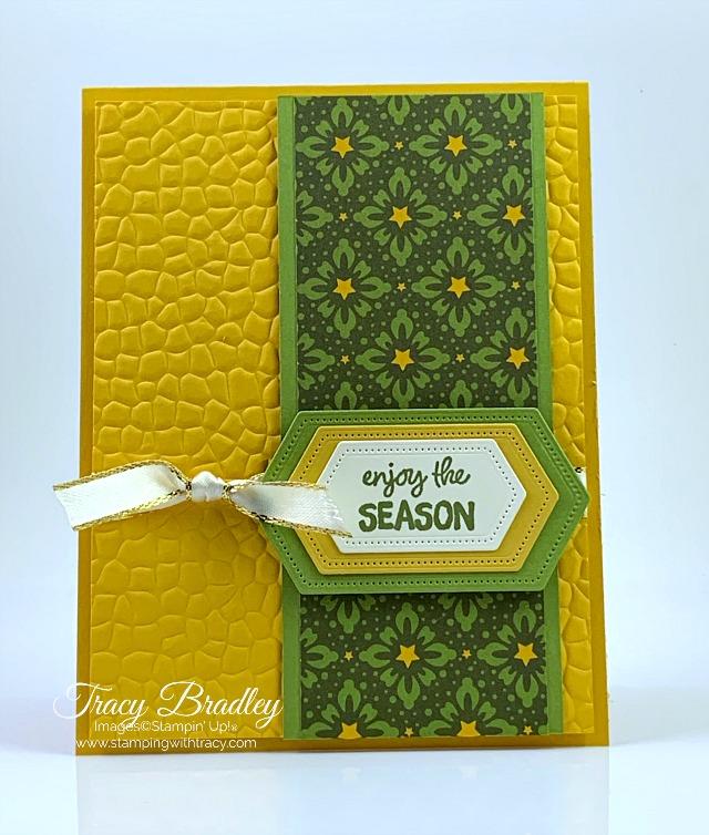 Night Before Christmas Designer Series Paper