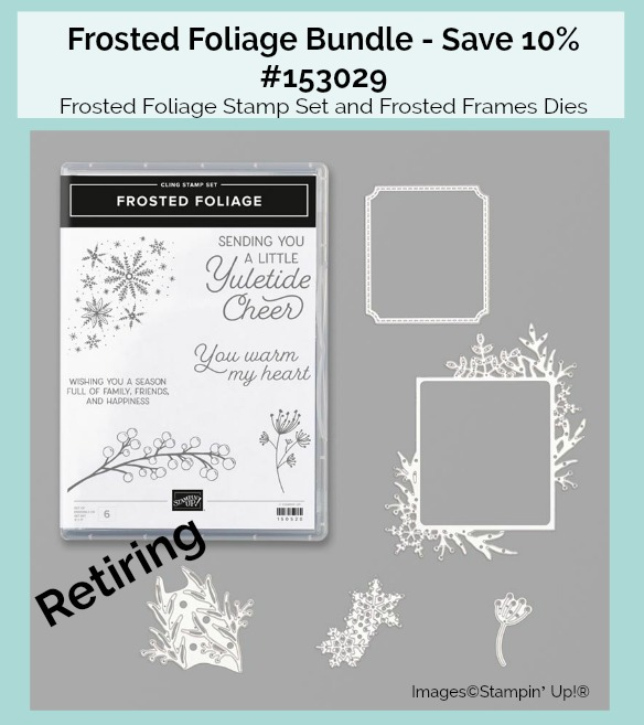 Frosted Foliage Bundle