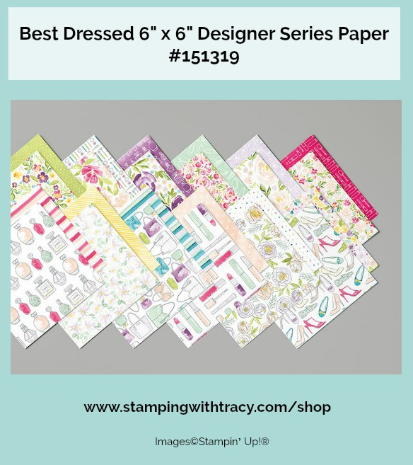 Best Dressed Designer Series Paper