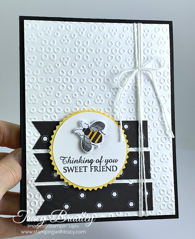 Golden Honey Designer Series Paper